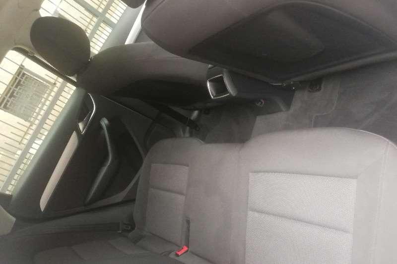 2019 Audi Q3 Q3 2.0T FSI QUATT STRONIC S LINE (40 TFSI)