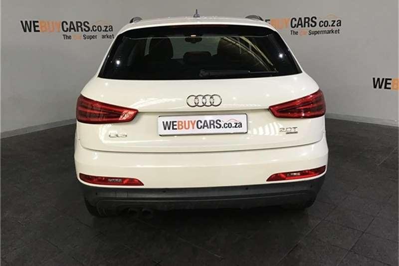Audi Q3 2.0T quattro 2012