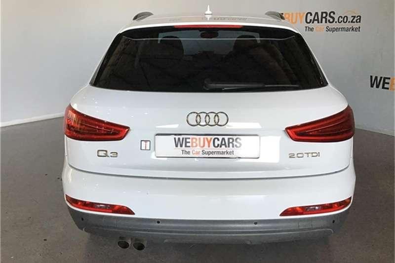 Audi Q3 2.0TDI 2012
