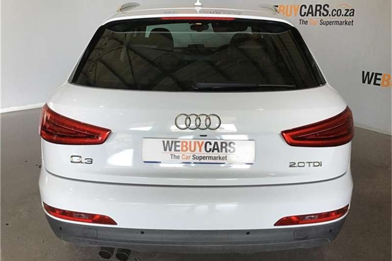 Audi Q3 2.0TDI 2013