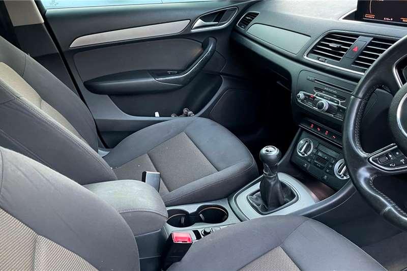 2013 Audi Q3 Q3 2.0TDI