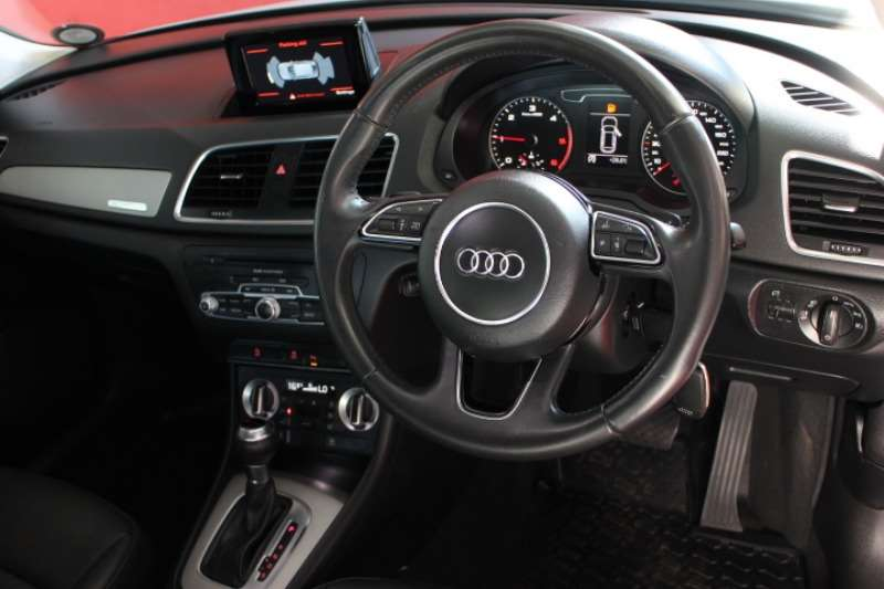Audi Q3 2.0TDI 2014
