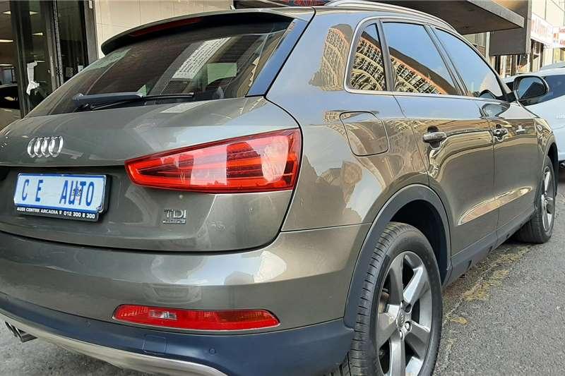 2014 Audi Q3 Q3 2.0TDI