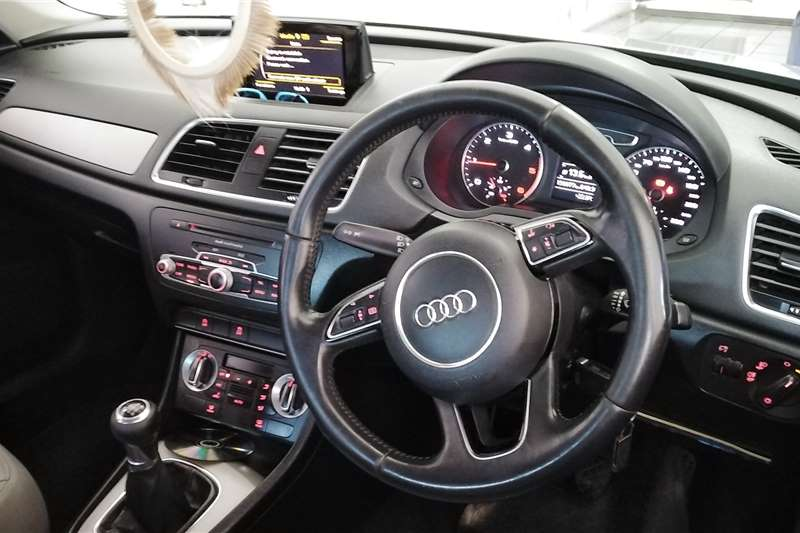 Used 2014 Audi Q3 2.0TDI