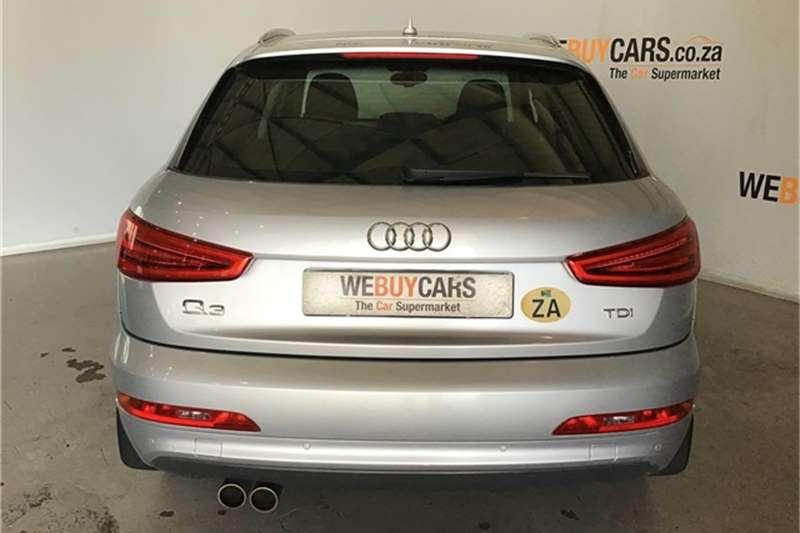 Audi Q3 2.0TDI 2015