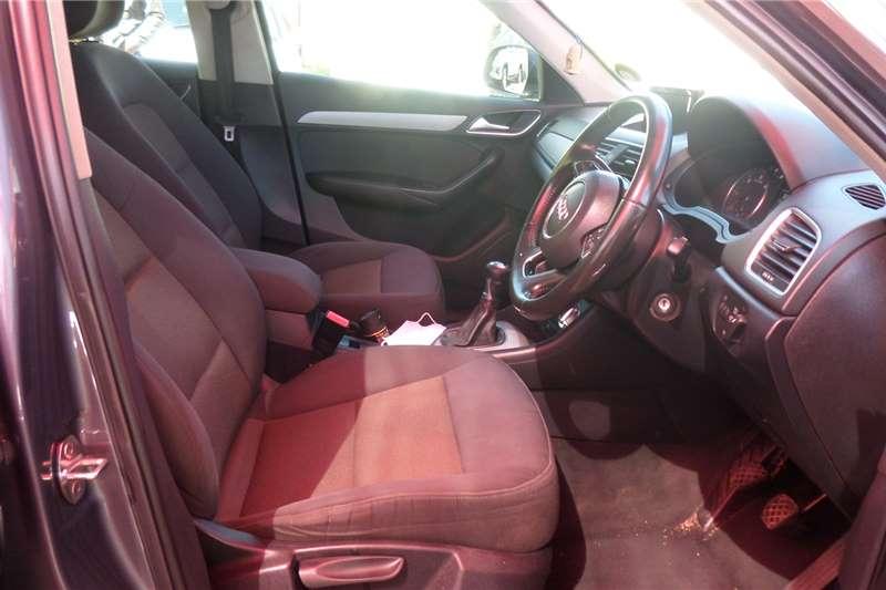 2015 Audi Q3 Q3 2.0TDI