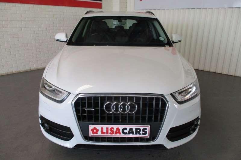 Audi Q3 2.0TDI quattro 2012