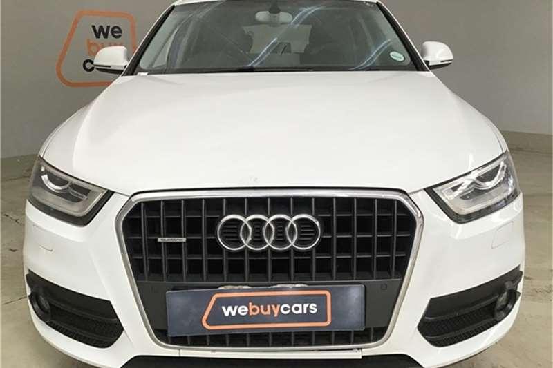 Audi Q3 2.0TDI quattro 2013
