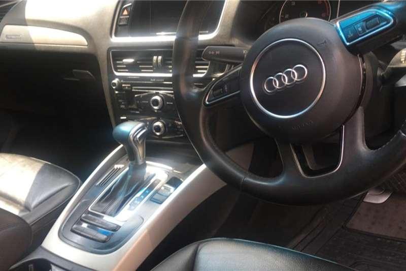 Audi Q3 2.0TDI quattro 2014