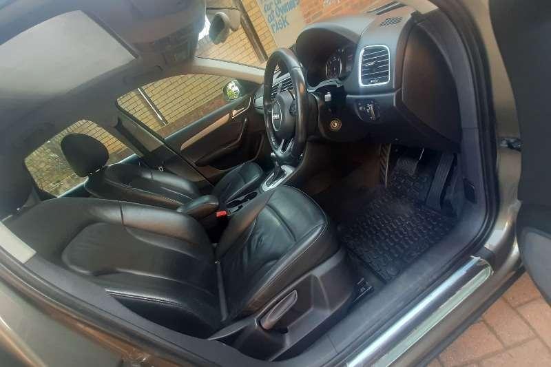 Used 2014 Audi Q3 2.0TDI quattro