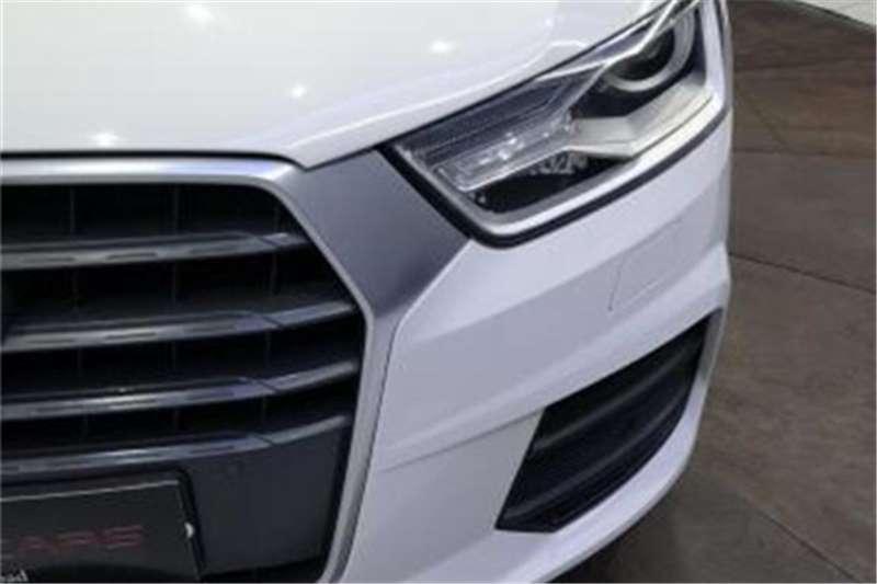 Used 2015 Audi Q3 2.0TDI quattro