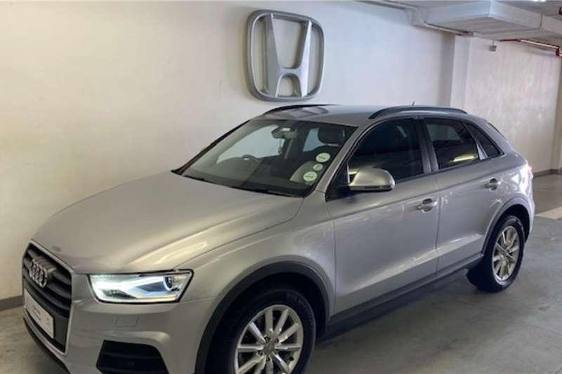 Audi Q3 2.0TDI quattro (Auto) (Used) 2016