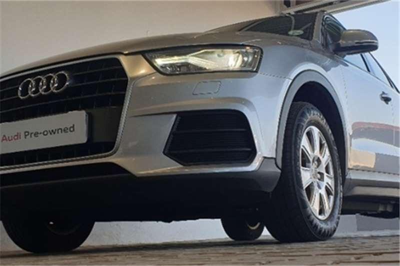 Audi Q3 2.0TDI S 2017