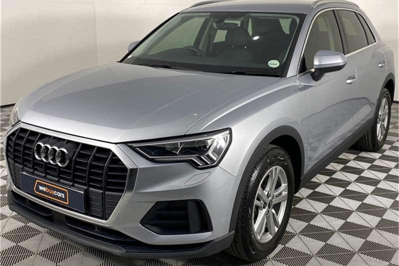 Used 2021 Audi Q3
