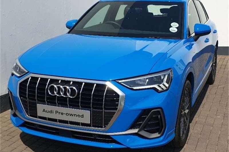 Audi Q3 35TFSI S line 2019