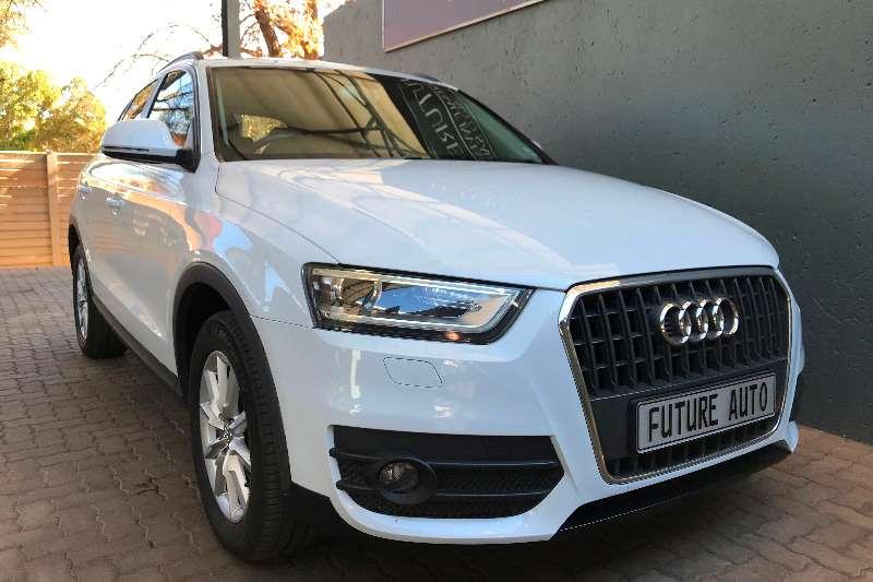 2015 Audi Q3 2.0TDI