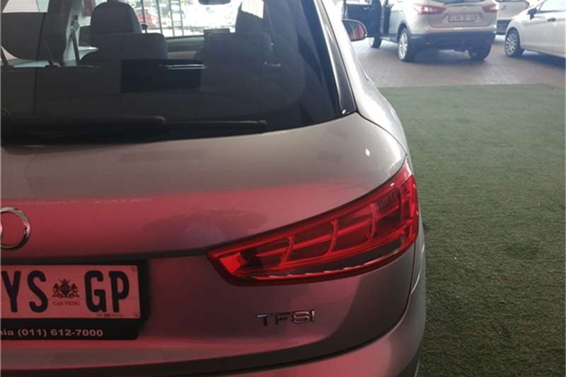 2017 Audi Q3 1.4T S auto