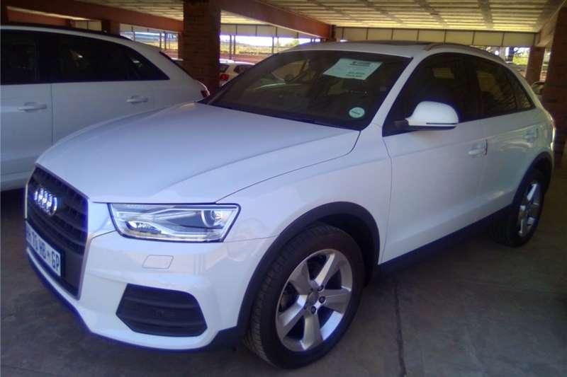 Used 0 Audi Q3