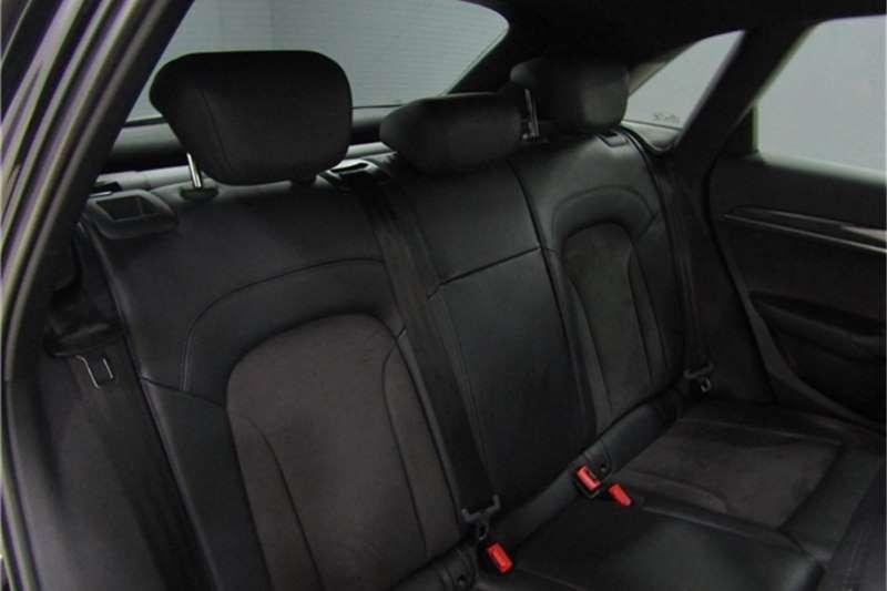 2018 Audi Q3 RS Q3 quattro