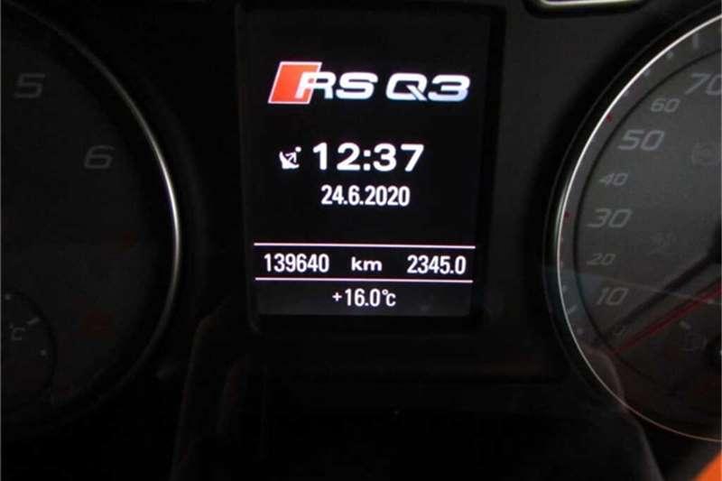 Audi Q3 RS  quattro 2015