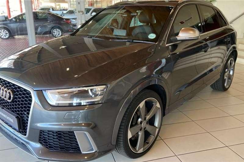 Used 2015 Audi Q3 RS  quattro