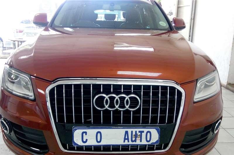 Audi Q5 2.0 2014