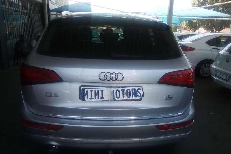 Audi Q5 2.0 Tdi quattro auto 2015