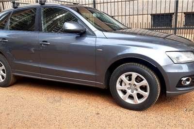 Used 2014 Audi Q5 2.0 TDI QUATTRO STRONIC