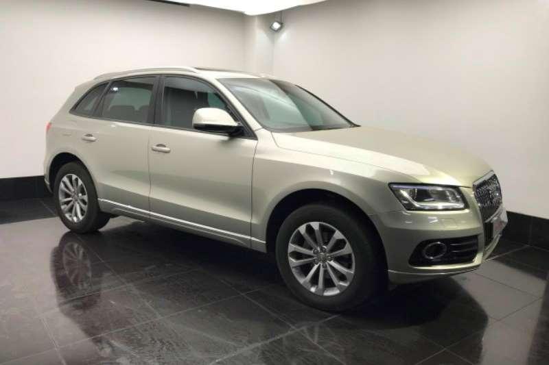 Audi Q5 2.0 TDI QUATTRO STRONIC 2017