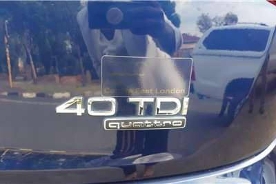 Audi Q5 2.0 TDI QUATTRO STRONIC 2019