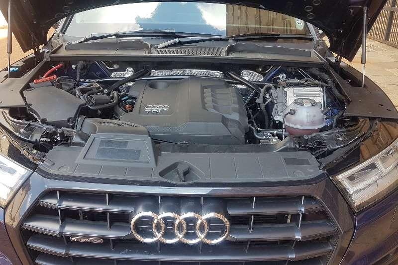 Audi Q5 2.0 TDI QUATTRO STRONIC (40 TDI) 2019