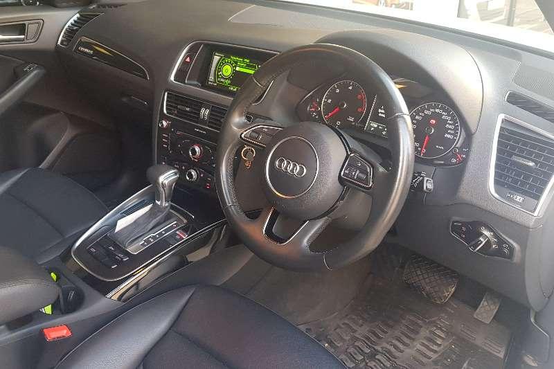 Audi Q5 2.0 TDI QUATTRO STRONIC SPORT 2016