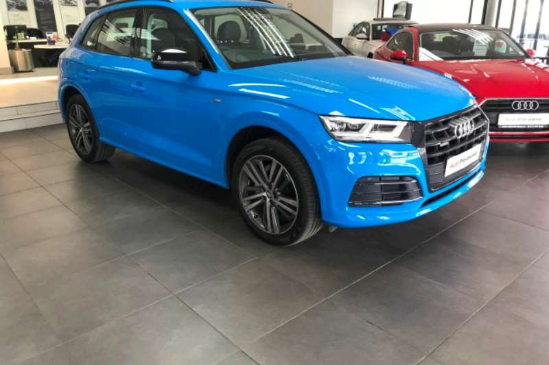 Audi Q5 2.0 TDI QUATTRO STRONIC SPORT 2019