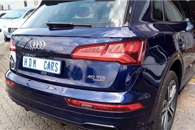 2019 Audi Q5 Q5 2.0 TDI QUATTRO STRONIC SPORT