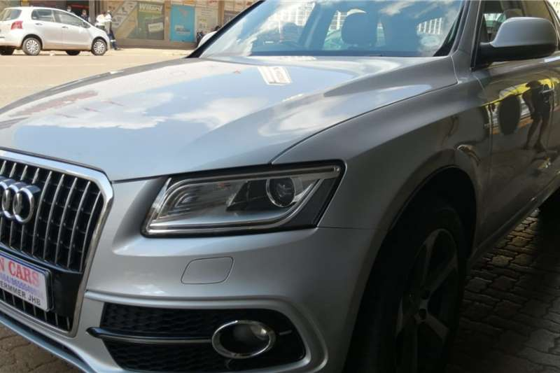 Audi Q5 2.0 TFSI QUATTRO STRONIC 2015