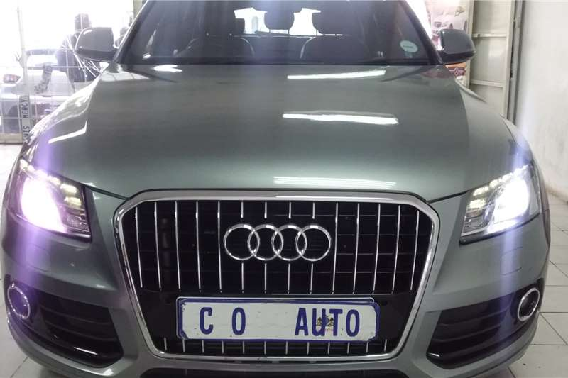 Audi Q5 2.0T quattro 2010