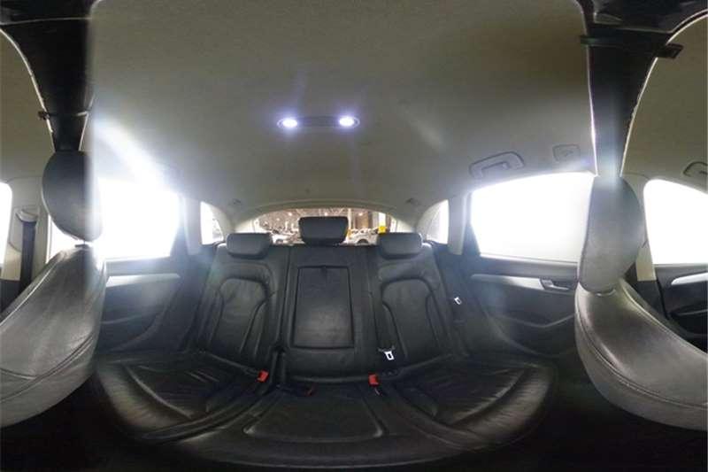 2009 Audi Q5 Q5 2.0T quattro auto