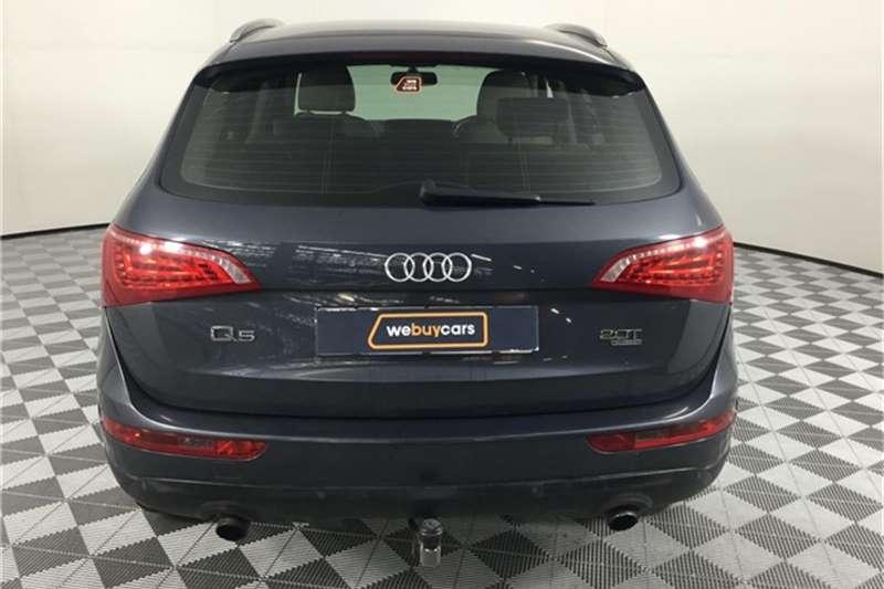 Audi Q5 2.0T quattro auto 2011