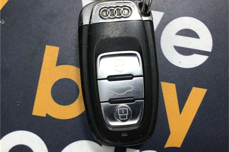 Audi Q5 2.0T quattro auto 2012
