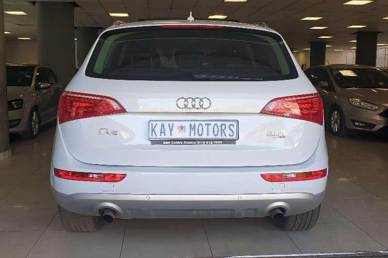 Audi Q5 2.0T quattro auto 2013