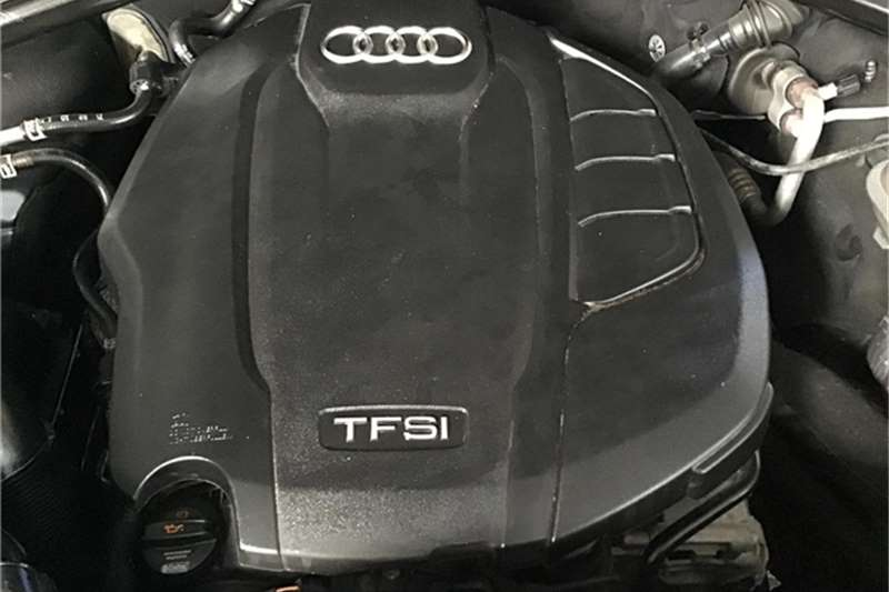 Audi Q5 2.0T SE quattro 2013