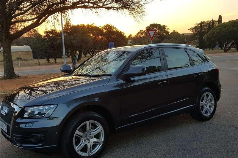 Audi Q5 2.0TDI quattro 2011