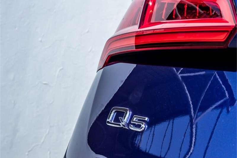 Audi Q5 2.0TDI quattro 2019