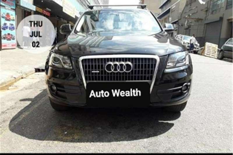 Audi Q5 2.0TDI quattro auto 2012
