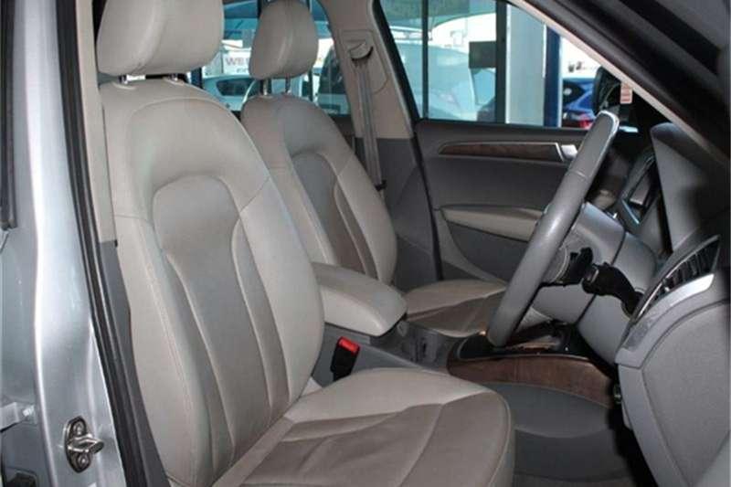 Audi Q5 2.0TDI quattro auto 2013