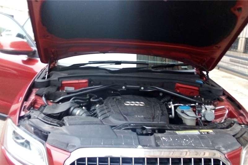 2015 Audi Q5 Q5 2.0TDI quattro auto