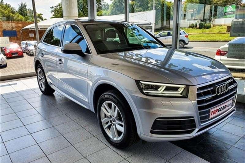 Audi Q5 2.0TDI Quattro Sport 2018