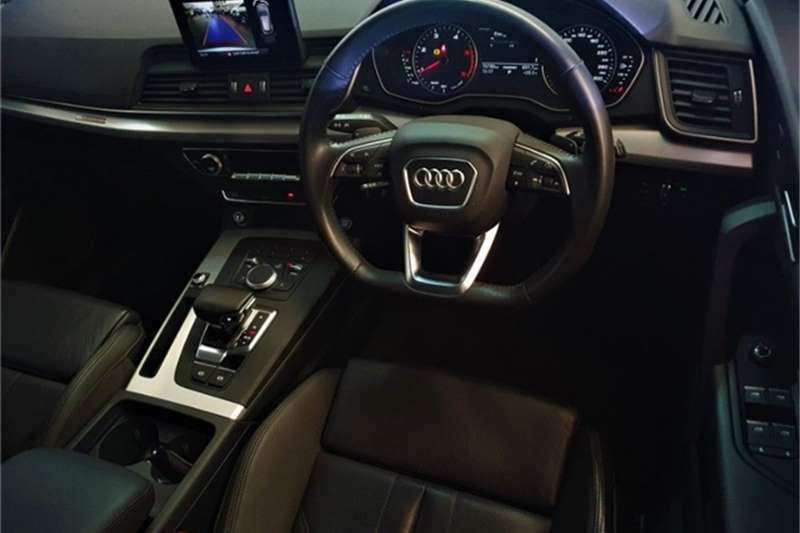 2018 Audi Q5 Q5 2.0TDI quattro sport