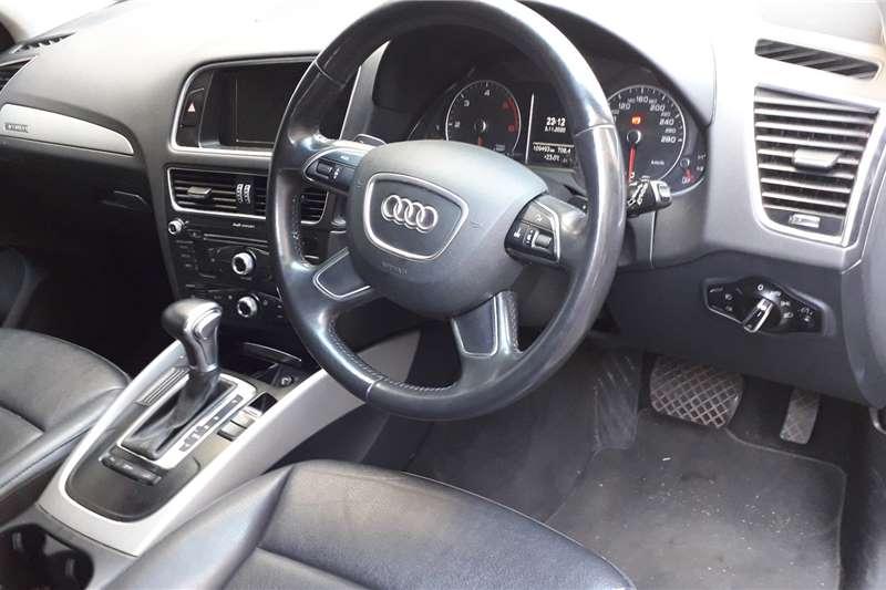 Audi Q5 2.0TDI quattro sport S line sports 2013