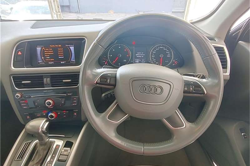 Audi Q5 2.0TDI S quattro auto 2013